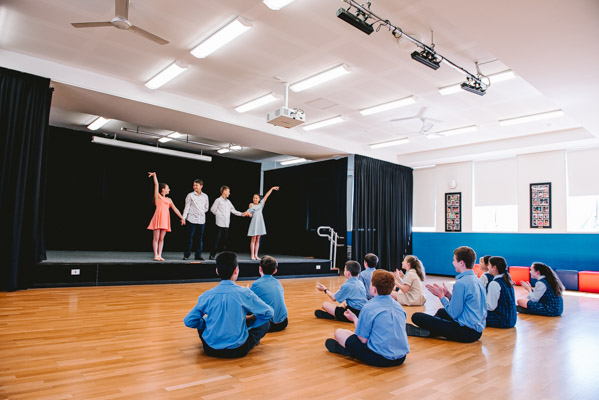 St Ambrose Catholic Primary School Concord West About Us Facilities Creative Areas