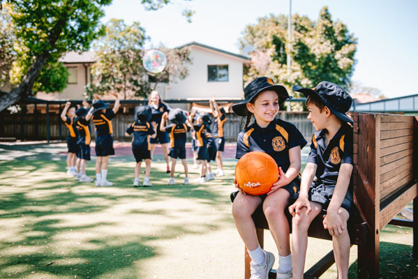 St Ambrose Catholic Primary School Concord West School Life Student Wellbeing